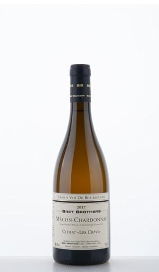 Mâcon Chardonnay Climat Les Crays 2017 Bret Brothers