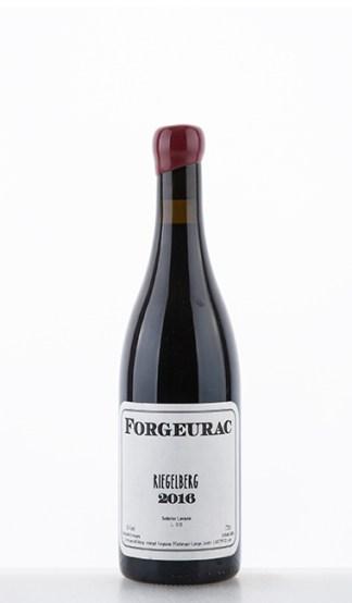 Pinot Noir Riegelberg Badischer Landwein 2016 Forgeurac
