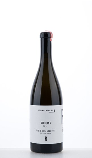 Riesling Riede Steiner Schreck This is not a love song 2014 HM Lang