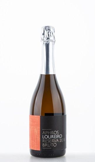Loureiro Sparkling Reserva Bruto Espumante 2015 Aphros Wine
