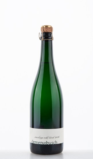 Riesling Sekt Brut traditionelle Flaschengärung 2016 Clemens Busch