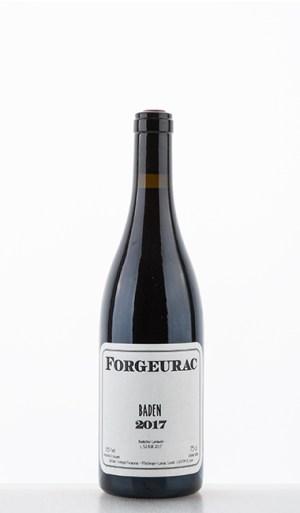 Baden Rot Badischer Landwein 2017 Forgeurac