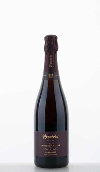 Intens Rosat Brut Nature 2014 Recaredo