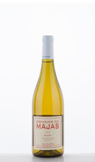 Majas Blanc 2018 Majas