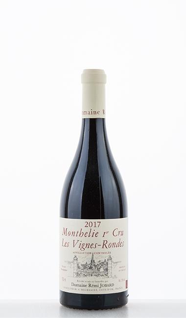 Monthelie 1er Cru Les Vignes Rondes 2017 Rémi Jobard