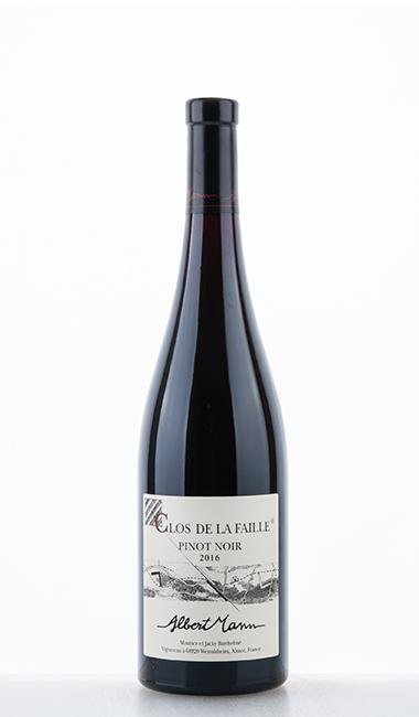 Pinot Noir Clos de la Faille 2016 Domaine Albert Mann