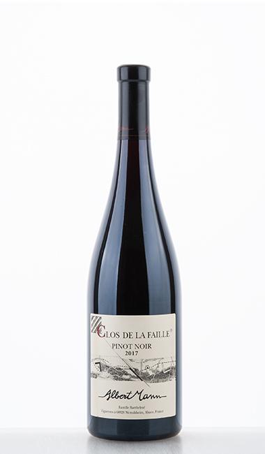 Pinot Noir Clos de la Faille 2017 Domaine Albert Mann