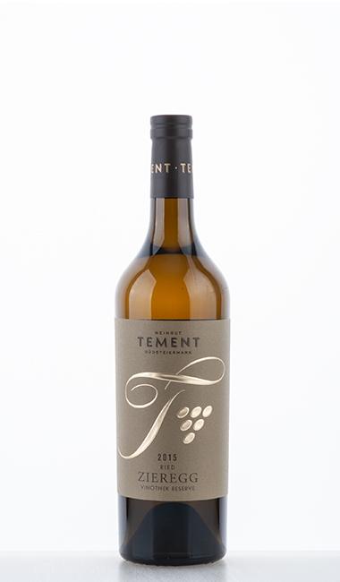 Ried Zieregg Sauvignon Blanc Vinothek Reserve Große STK Lage 2015 Tement