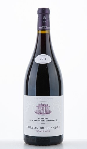 Corton-Bressandes Grand Cru rouge 2011 1500ml –  Chandon de Briailles