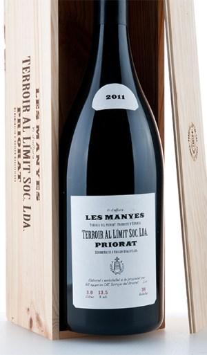 Les Manyes 2011 3000ml –  Terroir al Limit