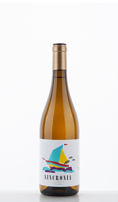 Sincronia Blanc 2019 –  Mesquida Mora