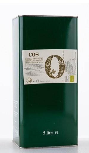 Olio Extravergine di Oliva NV 5000ml –  COS