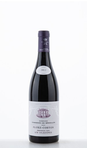 "Aloxe-Corton 1er Cru ""Les Valozières"" rouge 2012"