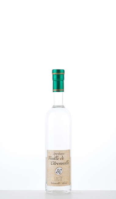 Feuille de Citronnelle (Zitronenkraut) 2021 350ml –  Jean-Paul Metté