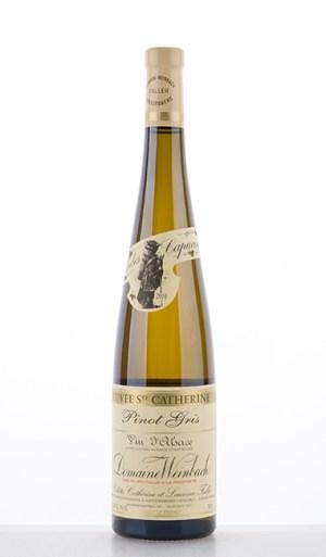 Pinot Gris Cuvée Sainte Catherine 2016