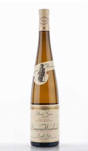 Pinot Gris Cuvée Sainte Catherine 2019