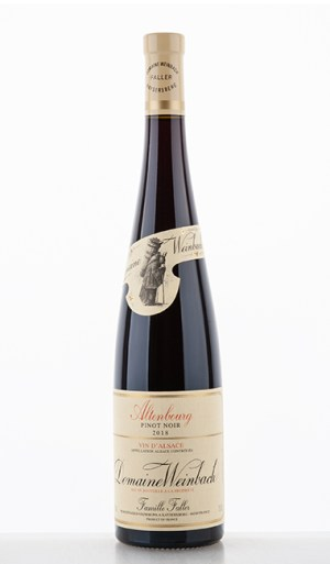 Pinot Noir Altenbourg 2018