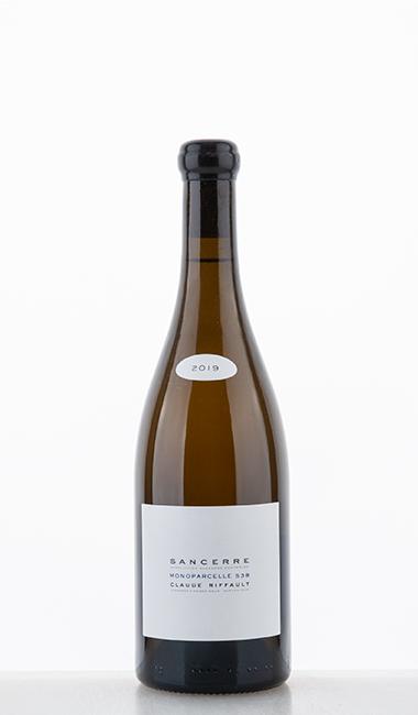 """Sancerre blanc """"Monoparcelle 538""""  AOC 2019 –  Claude Riffault"""