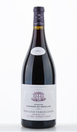 "Pernand-Vergelesses 1er Cru ""Île des Vergelesses"" rouge 2011 1500ml"