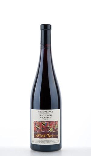 Pinot Noir Grand P (von Grand Cru Pfersigberg) 2014