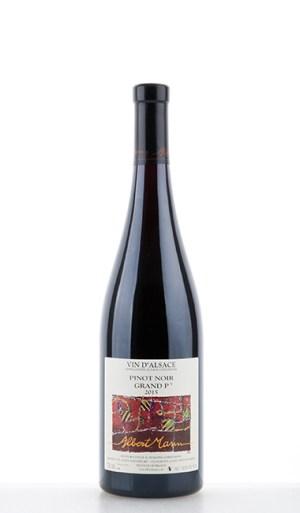 Pinot Noir Grand P (von Grand Cru Pfersigberg) 2015