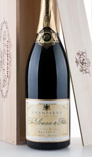 Réserve Brut Blanc de Blancs Grand Cru NV 1500ml