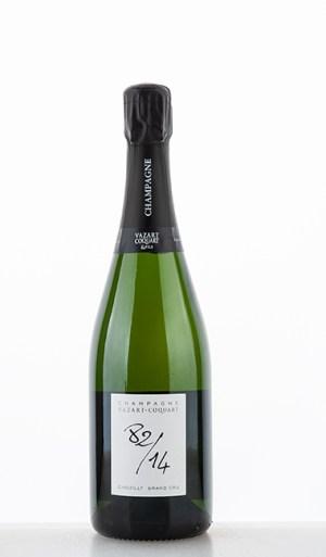 82/14 Extra Brut Blanc de Blancs Chouilly Grand Cru NV - Vazart-Coquart & Fils
