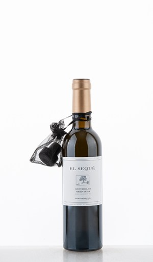 Aceite de Oliva Virgin Extra 2022 375ml –  El Sequé (Artadi)