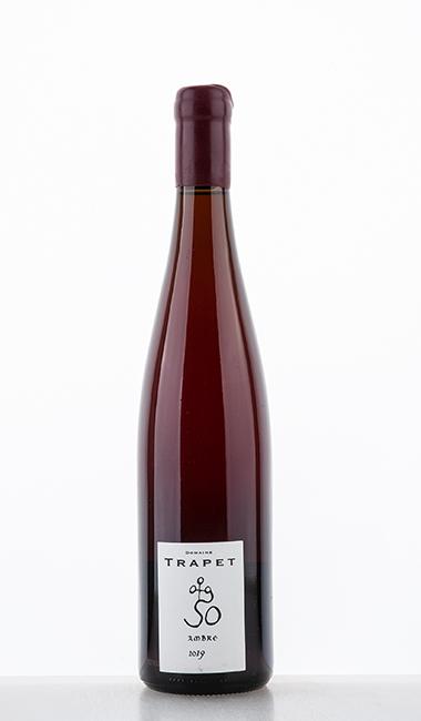 Ambre Rouge Pinots Macere 2019 - Trapet Alsace