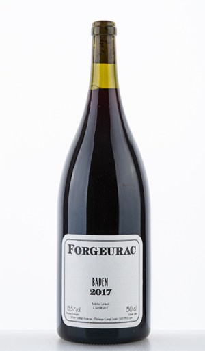 Baden Red Baden Country Wine 2017 1500ml - Forgeurac