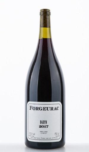 Vin rouge de pays de Baden 2017 1500ml - Forgeurac
