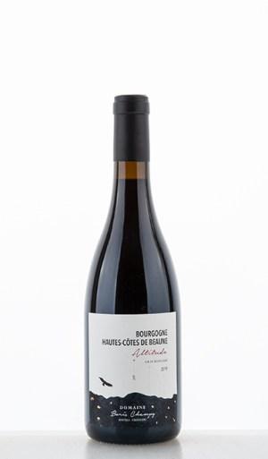 Bourgogne Hautes-Côtes de Beaune rouge Altitude AOP 2019 –  Boris Champy