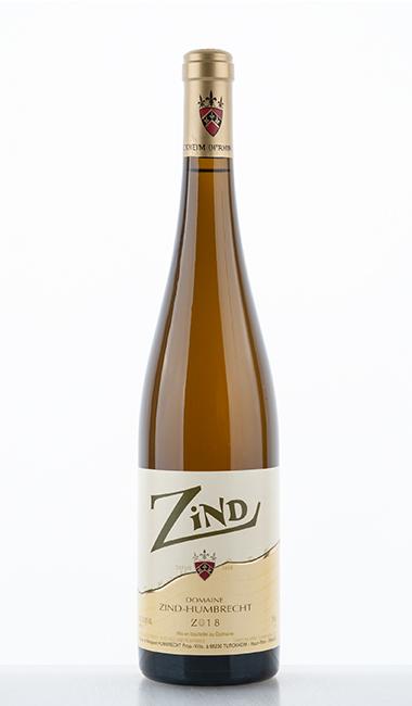 Chardonnay Auxerrois ZIND 2018 - Domaine Zind-Humbrecht