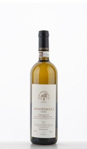 Fiore Vernaccia di San Gimignano DOCG 2018 –  Montenidoli