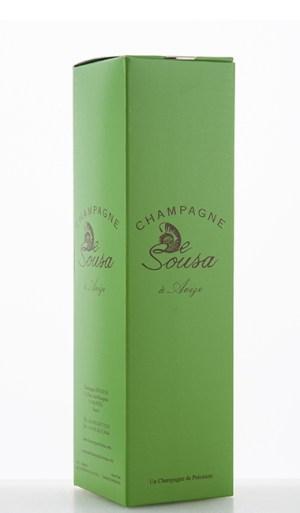 Gift box for a bottle of NV - De Sousa et Fils