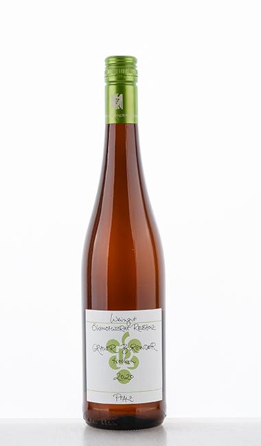 Pinot Gris dry 2020 - Ökonomierat Rebholz