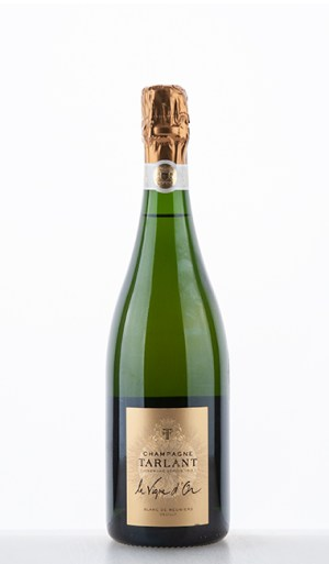 La Vigne d'Or Brut Nature Blanc de Meuniers 2004 - Tarlant