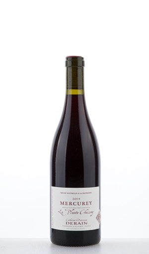 """Mercurey rouge """"La Plante Chassey"""" 2014 –  Dominique Derain"""