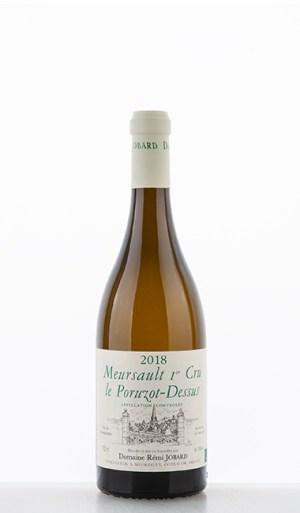 Meursault 1er Cru Le Poruzot-Dessus 2018 –  Rémi Jobard