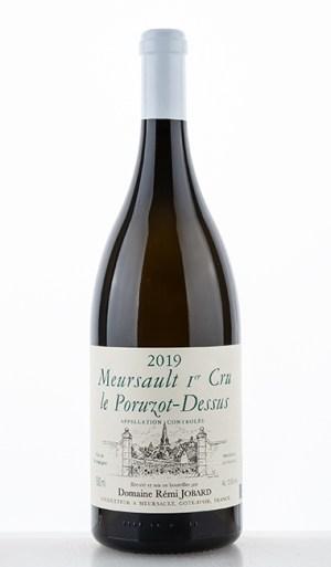 Meursault 1er Cru Le Poruzot-Dessus 2019 1500ml –  Rémi Jobard