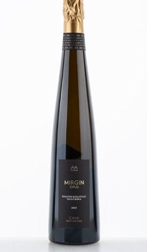 Mirgin Opus Paratge Qualificat Vallcirera Brut Nature 2015 - Alta Alella