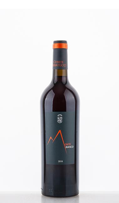 Monte Bianco Rouge VdF 2018 - Abbatucci
