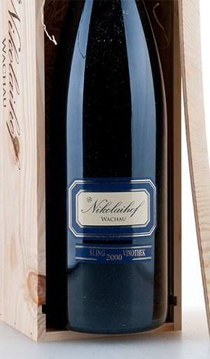 Nikolaihof Vinothek Riesling dry (Filled in 2016) 2000 3000ml - Nikolaihof Wachau