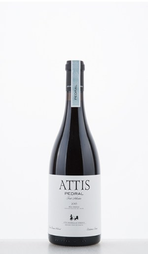 Pedral 2015 –  Attis Bodegas y Vinedos