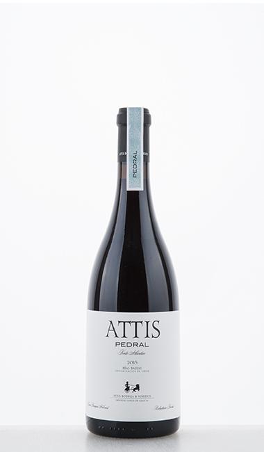 Pedral 2015 - Attis Bodegas y Vinedos