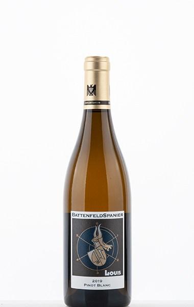 "Pinot Blanc ""Louis"" Hohen-Sülzen 2019 - Battenfeld-Spanier"