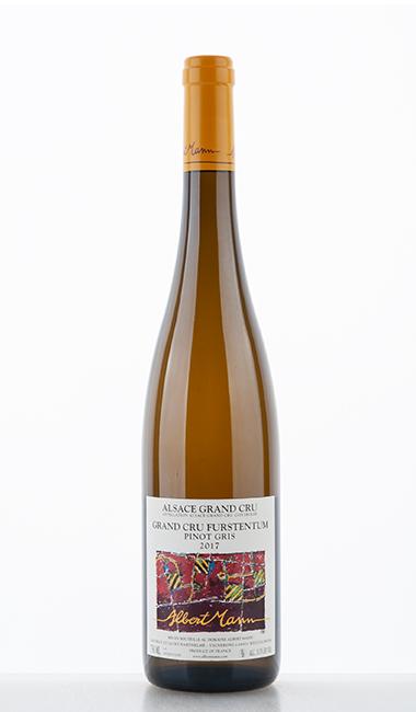 Pinot Gris Furstentum Grand Cru 2017 –  Domaine Albert Mann