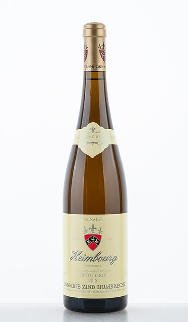Pinot Gris Heimbourg 2018 - Domaine Zind-Humbrecht