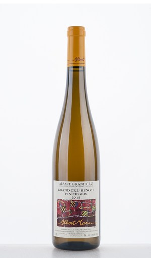 Pinot Gris Stallion Grand Cru 2015 - Domaine Albert Mann
