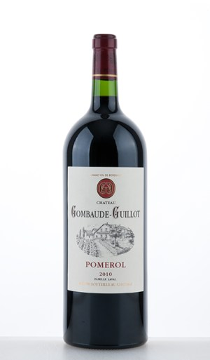 Pomerol 2010 1500ml - Château Gombaude-Guillot